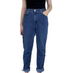 Levi's 512 Vintage High Rise Jeans